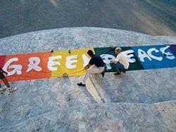 Активистов Greenpeace в Чехии разогнала военная полиция