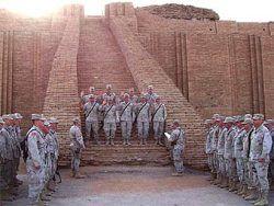 США вернули в Ирак похищенные ценности