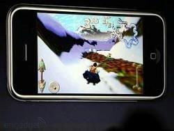 Разработчики показали игры для iPhone 2.0