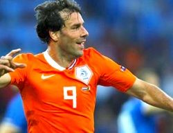 Голландия не оставила шансов Италии