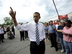 Барак Обама обвинил Джона Маккейна в экономической безграмотности