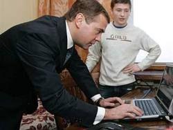 О чем политики пишут в Интернете?