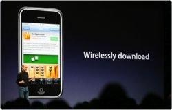 Новые возможности прошивки iPhone 2.0