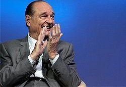 Жак Ширак спасает умирающие языки
