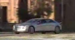 Первый выезд Mercedes F700