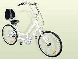Американцы изобрели комфортный велосипед