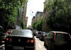 Сужение полос движения на дорогах не решит проблему пробок