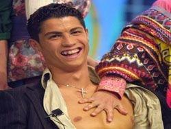 Криштиану Роналду (Cristiano Ronaldo) - секс-символ Евро-2008