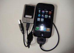 GPS-навигатор из iPhone за $100