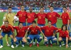 Наставник сборной Испании не считает свою команду фаворитом Евро-2008