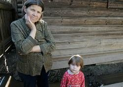 Дети доказали полезность бабушек