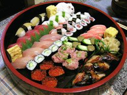 Признаки некачественного суши