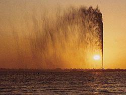 В Дубае построят один из самых высоких фонтанов в мире