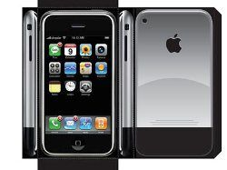 За презентацией iPhone последовало падение акций Apple