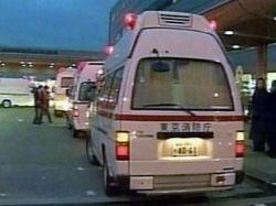 """Японец 25 лет без прав водил пожарные машины и \""""скорую помощь\"""""""