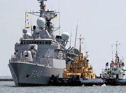 Флоту НАТО готовят заслон в Крыму
