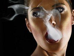 Курение приводит к ухудшению слуха