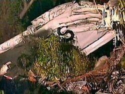 В Кении разбился самолет с министром дорожного строительства на борту