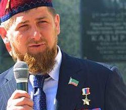 Генерал Шаманов против президента Кадырова