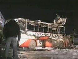 Задержаны подозреваемые во взрыве автобуса в Невинномысске