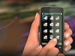 Новое демо-видео интерфейса S60 Touch