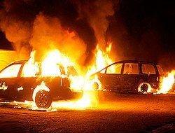 В Казани тоже начали жечь автомобили