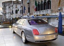В Россию едет Bentley Continental Flying Spur за четверть миллиона евро