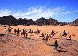 Ливия постепенно открывает двери туристам
