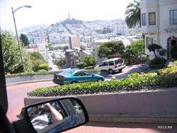 Самая нелюбимая автолюбителями улица Лос-Анджелеса