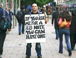 Британец обнаружил у людей эффект финансовой инертности