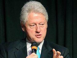 В посольство США пришла посылка для Билла Клинтона с петрушкой и сигаретами