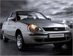 Lada Priora: люкс от отечественного производителя