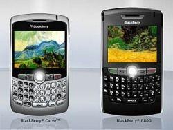 МТС приступила к реализации BlackBerry в России