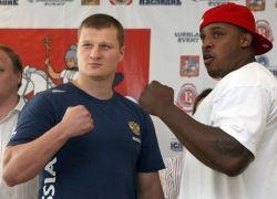 Александр Поветкин выйдет на ринг против «Быка»