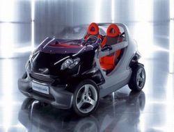 Crossblade - автомобиль, отвечающий требованиям моды