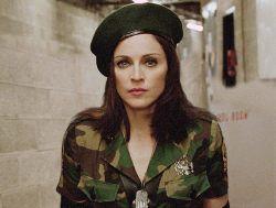 Мадонна снимает фильм об арабо-израильском конфликте