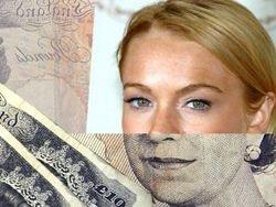 Портреты знаменитостей из денег