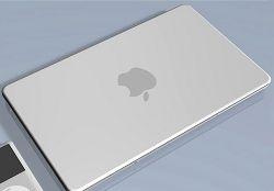 Apple опубликовала изображения концепта нового ультратонкого ноутбука