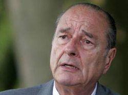 Во Франции обыскали кабинет адвоката Жака Ширака