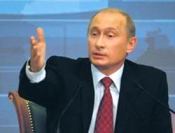 Владимир  Путин обещает уважать взгляды русской прессы