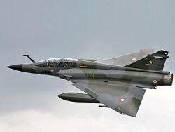 Во Франции разбился ударный истребитель-бомбардировщик из состава ядерных сил