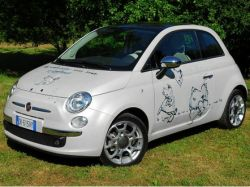 Fiat 500 за 400 000 долларов