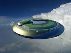 Американские ученые изобрели летающую тарелку