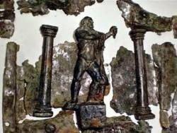 Греческие археологи нашли колесницу начала новой эры