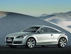 Самые популярные модели Audi