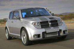 Chrysler готовит компактную модель на базе Dodge Hornet