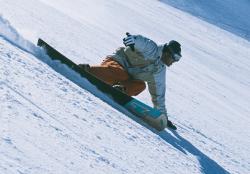Сноубординг признан самым опасным видом отдыха
