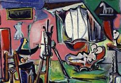 В Сан-Паулу похищены работы Пабло Пикассо