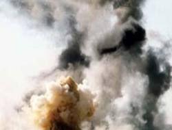 Взрыв в курортном поселке Лазаревское