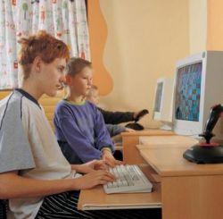 Компьютерные фанаты не имеют проблем с живым общением